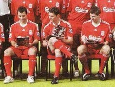 Three of the best midfielders