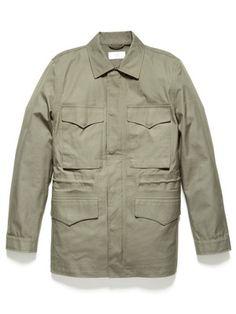 Jack Spade Nesler Utility Jacket