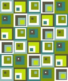 Colours, Op Art & Co on Pinterest