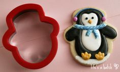 Snowman >> Penguin. by navygreen, via Flickr