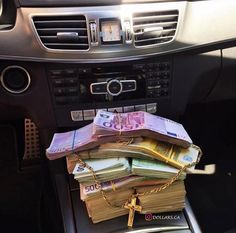 I am so grateful for the abundance of money flowing into my life daily