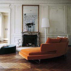 Sofa by Arne B+B Italia.