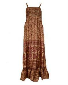 maxi kjole