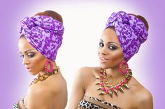 zanjoo lifestyle | blog, zanjoo.com, african clothing, afro hair, natural hair, african attire, jumpsuit, african print, ankara, headwrap, turban, purple,