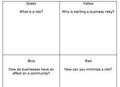 This would be great for guided questions when reading a text.