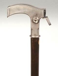 Cane Handle Camera Ben Akiba by A. Lehmann, 1903 | 12 Classic Cameras That Look Nothing Like Cameras