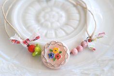 String bracelet romantic