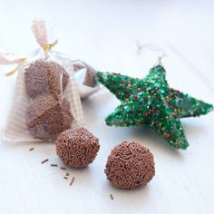christmas-chocolate truffles
