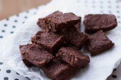 Gezonde brownies die je niet hoeft te bakken