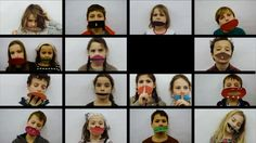 Faces Stop Motion, Youtube, Faces, Animation, Movie Posters, Movies, Movie, Exploring, Kids