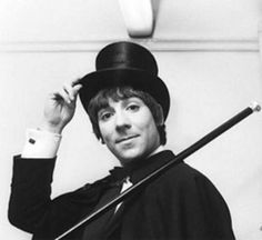 Keith Moon-The Who. a man who just went for it.