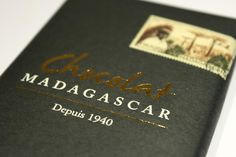 Chocolat Madagascar Organic is an amazing new bean-to-bar chocolate from Madagascar made with organic cacao, raw cane sugar and nothing else. Chocolate Coffee, Madagascar, Organic, Personalized Items, Passion, Box Sets