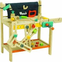 Workbench Large Wooden