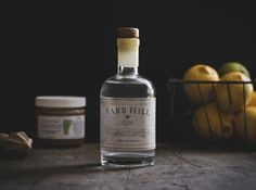 Thyme-Kissed Pear-Infused Honey Syrup & The Bee's Knees