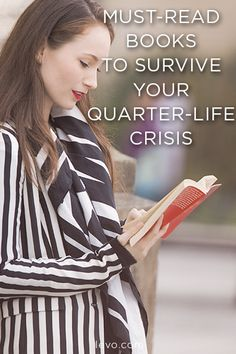 Must-Read Books to Survive Your Quarter-Life Crisis