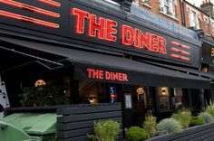 The Diner    64-66 Chamberlayne Road  London NW10 3JJ  (Kensal Rise)