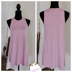 Dust Pink Sleeveless Dress This listing is for LARGE. There are another listing for S and M. True to sizeMaterial not sheer, 96% rayon, 4% spandex. Bundle 2 or more for 15% off Boutique Dresses Mini