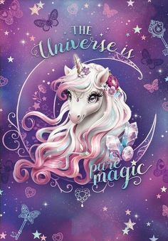 Unicorn Quotes, Unicorn Books, Unicorn Horse, Unicorn Art, Fantasy Images, Fantasy Art, Disney Drawings, Cute Drawings, Et Wallpaper
