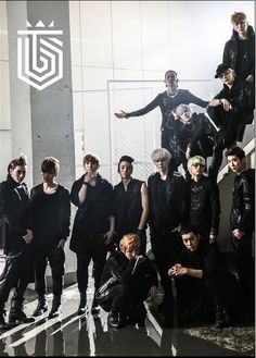 TOPP DOGG reveals teaser of their debut MV