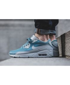 quality design 9c4c7 051c0 Nike Air Max 90 Ultra 2 0 Essential Smokey Blue Shoes fits my feet  perfectly and