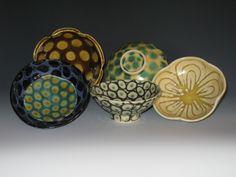 ice cream bowls-Claire Weissberg