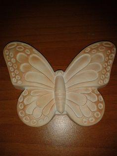 Farfalla in polvere di porcellana