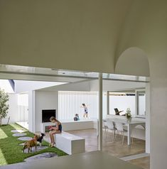 Local Australian Architecture And Interior Design B&b Residence Created By Hogg And Lamb 6