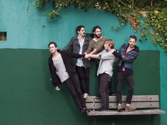 Local Natives- saw them at house of blues in Houston.. Taylor Rice has a sweet mustache