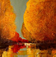 "Saatchi Art Artist: Justyna Kopania; Oil 2012 Painting ""Sold"""