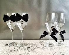 Nytår med stil - Pimp dine champagneglas