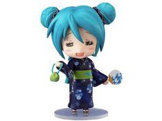 Amazon.com: Vocaloid Nendoroid - Hatsune Miku Yukata Vers. - Event Exclusive (Good Smile Company): Toys & Games
