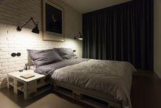 simplesmente minimalista: Apartamento masculino