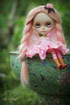 parfait found a green chalice by launshae, via Flickr