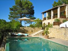 4 Bedroom Villa | Valldemossa, Mallorca, The Balearics | 100386002731 for sale