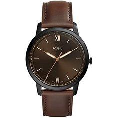 Fossil Leather Watch, Brown Leather Strap Watch, Bracelet Cuir, Fossil Watches, Watch Sale, Stainless Steel Watch, Smartwatch, Quartz Watch, Knights