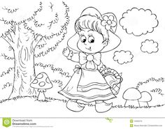 coloring pages robin tree - photo#36