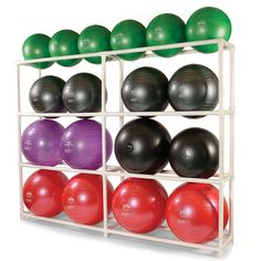 PVC Ball Storage Rack