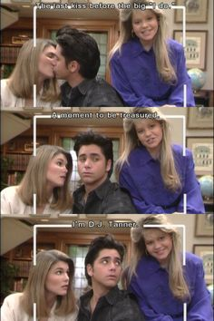 Full House Memes, Full House Funny, Full House Quotes, Tio Jesse, Uncle Jesse, Gilmore Girls, Girl Meets World, Boy Meets, Fuller House Cast
