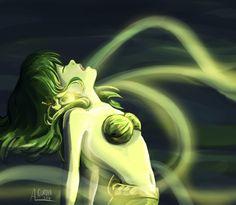 Little mermaid AU by abbiwhozit
