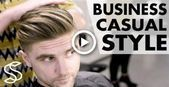 Professional mens hairstyling – Business casual – Short sides hairstyle Slikhaar TV hairstyles - New Sites Quiff Haircut, Quiff Hairstyles, Mens Hairstyles Business, Haircuts For Men, Business Casual, Casual Shorts, Hair Cuts, Lazy Girl, Thoughts