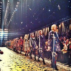 Burberry #LFW #fashionweek photos by Candice Lake