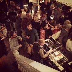Tweejarig bestaan Designercafe