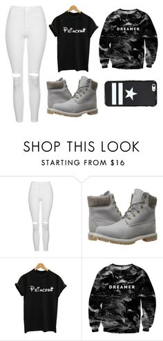 """lazy days"" by elliot-clark ❤ liked on Polyvore featuring Topshop, Timberland, Mr. Gugu & Miss Go and Givenchy"