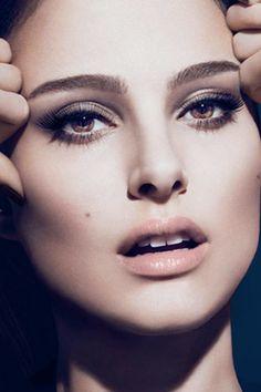Natalie Portman's Famous Brown Eyes