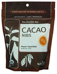 Navitas Organic Cacao Nibs 8 Ounce *** Check this awesome product by going to the link at the image.(This is an Amazon affiliate link and I receive a commission for the sales)