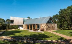 Barn Conversion and Cantilevered Extension | Homebuilding & Renovating