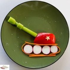 Fun salad ideas for kids tank