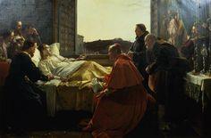 Последние минуты Рафаэля (1483-1520)