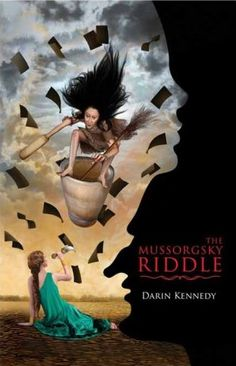 """""""The Mussorgsky Riddle"""" by Darin Kennedy (@2015 Charlotte, NC [+ dream versions of pre-1870's Russia, France & Poland])"""