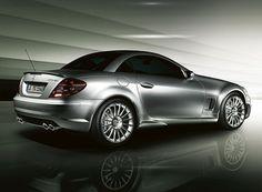 Mercedes-Benz SLK55 AMG (R171)